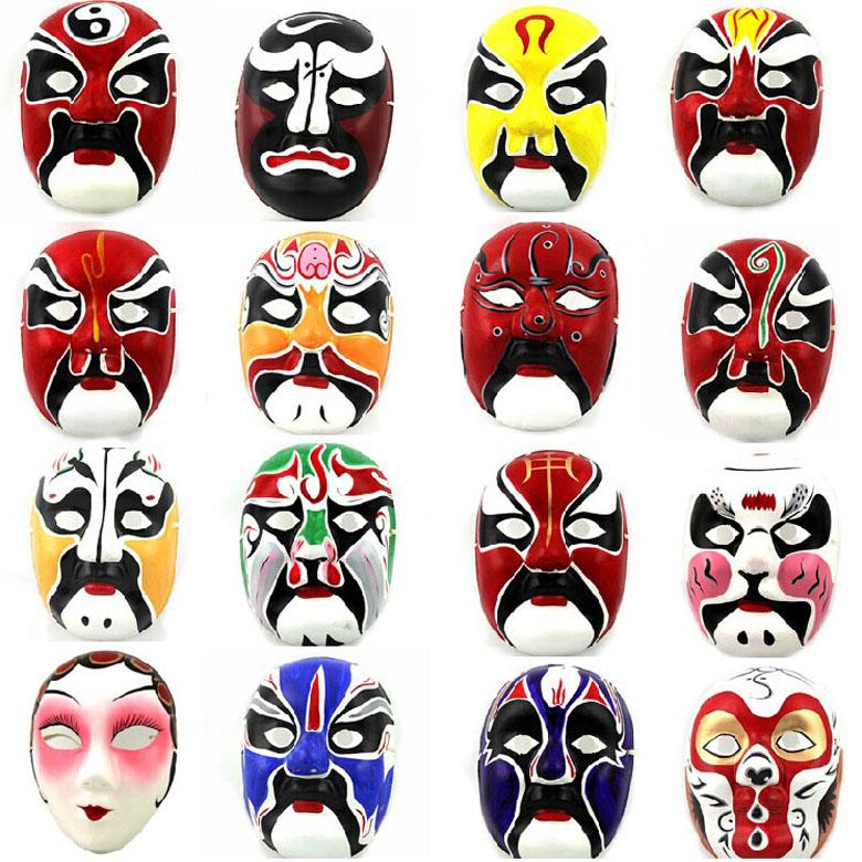 Topeng Opera Peking