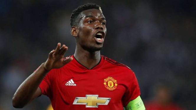 Musim Depan, Pogba Jadi Kapten Manchester United?