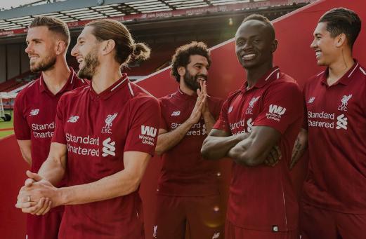 Liverpool Kini Berada di Jajaran Elit dan Ditakuti