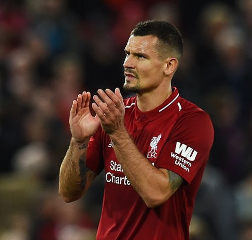As Roma Akan Menarik Dejan Lovren Dari Liverpool