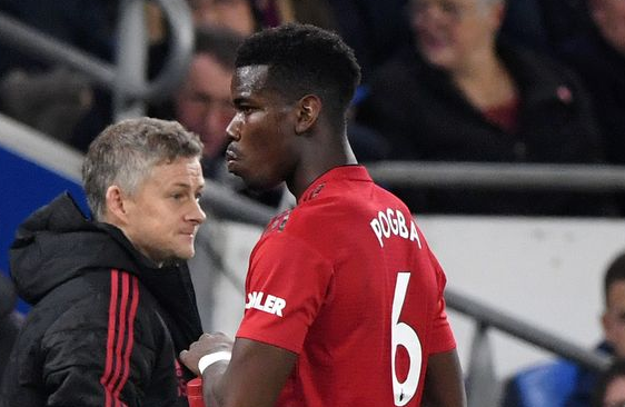 Paul Pogba Berencana Hengkang Dari Manchester United