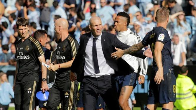 Real Madrid Tampil Buruk, Zidane : Kami Masih Berusaha